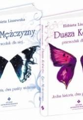 Okładka książki Dusza Kobiety Ego Mężczyzny Elżbieta Liszewska