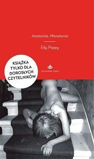 Okładka książki Anatomia. Monotonia Edy Poppy