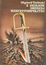 Okładka książki Z dziejów drugiej Rzeczpospolitej