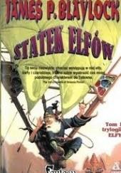 Okładka książki Statek elfów