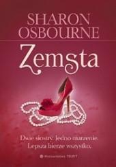 Okładka książki Zemsta Sharon Osbourne