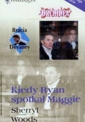 Okładka książki Kiedy Ryan spotkał Maggie Sherryl Woods