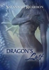 Okładka książki Dragon's Lust Savannah Reardon
