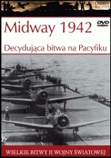 Okładka książki Midway 1942: Decydująca bitwa na Pacyfiku Mark Healy