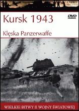 Okładka książki Kursk 1943: Klęska Panzerwaffe Mark Healy