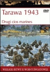 Okładka książki Tarawa 1943: Drugi cios marines