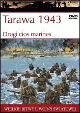 Okładka książki Tarawa 1943: Drugi cios marines Derrick Wright