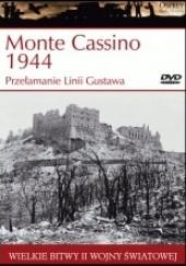 Okładka książki Monte Cassino 1944: Przełamanie Linii Gustawa