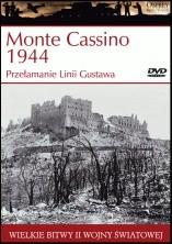 Okładka książki Monte Cassino 1944: Przełamanie Linii Gustawa Ken Ford