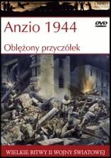 Okładka książki Anzio 1944: Oblężony przyczółek Steven J. Zaloga