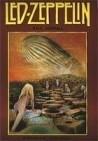 Okładka książki Led Zeppelin. Niebiańskie progi Paul Kendall