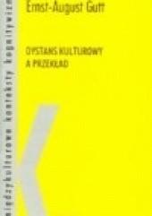 Okładka książki Dystans kulturowy a przekład Ernst-August Gutt