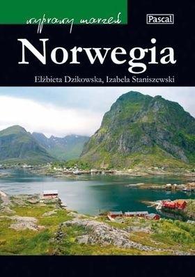 Okładka książki Norwegia Elżbieta Dzikowska,Izabela Staniszewski
