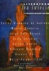 Okładka książki Literatura na świecie 5-6/1995 (286-287) Carlos Fuentes,Mario Vargas Llosa,Julio Cortázar,Jorge Luis Borges,Octavio Paz,Redakcja pisma Literatura na Świecie