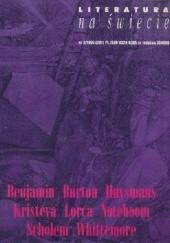 Okładka książki Literatura na świecie 3/1995 (284)