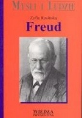 Okładka książki Freud Zofia Rosińska