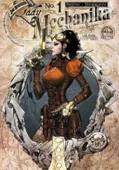Okładka książki Lady Mechanika #1 Joe Benitez,Peter Steigerwald