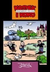Okładka książki Kajtek i Koko. Poszukiwany Zyg-Zak Janusz Christa