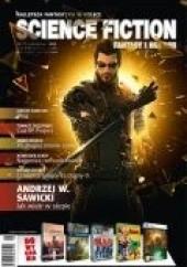 Okładka książki Science Fiction, Fantasy & Horror 71 (9/2011) Red. Science Fiction Fantasy & Horror