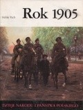 Okładka książki Rok 1905