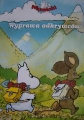 Okładka książki Wyprawa odkrywców. Harald Sonesson