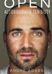 Okładka książki Open. Autobiografia tenisisty Andre Agassi