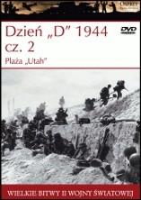 "Okładka książki Dzień ""D"" 1944 cz.2 Plaża ""Utah"" Steven J. Zaloga"