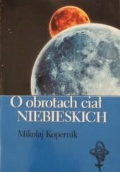 Okładka książki O obrotach ciał niebieskich Mikołaj Kopernik