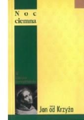 Okładka książki Droga na Górę Karmel.Noc ciemna Św. Jan od Krzyża