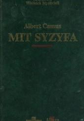 Okładka książki Mit Syzyfa Albert Camus