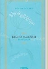Okładka książki Antologia Bruno Jasieński