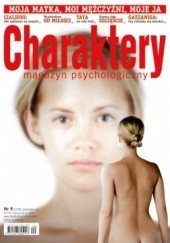 Okładka książki Charaktery 9 (176) / wrzesień 2011 Redakcja miesięcznika Charaktery