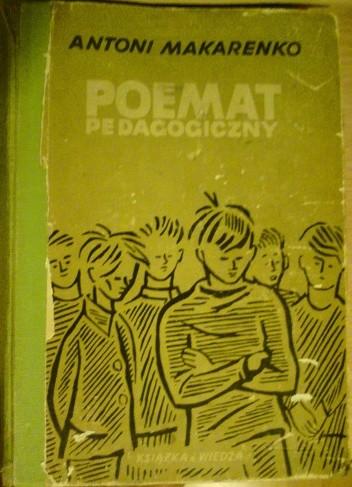Okładka książki Poemat Pedagogiczny Anton Makarenko