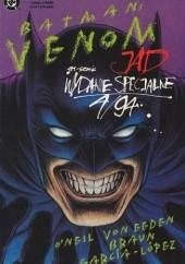 Okładka książki Batman: Jad Dennis O'Neil,Russel Braun