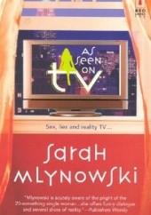 Okładka książki As Seen on TV Sarah Mlynowski