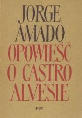 Okładka książki Opowieść o Castro Alvesie Jorge Amado