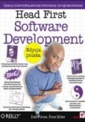 Okładka książki Head First Software Development. Edycja polska Dan Pilone,Russ Miles