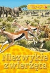 Okładka książki Niezwykłe zwierzęta Jinny Johnson