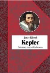 Okładka książki Kepler Jerzy Kierul