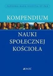 Okładka książki Kompendium nauki społecznej Kościoła