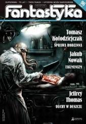 Okładka książki Nowa Fantastyka 315 (12/2008) Tomasz Kołodziejczak,Jeffrey Thomas,Jakub Nowak,Redakcja miesięcznika Fantastyka