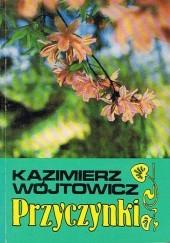 Okładka książki Przyczynki Kazimierz Wójtowicz