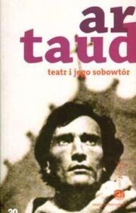 Okładka książki Teatr i jego sobowtór Antonin Artaud