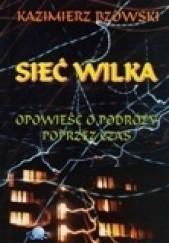 Okładka książki Sieć Wilka. Opowieść o podróży poprzez czas Kazimierz Bzowski
