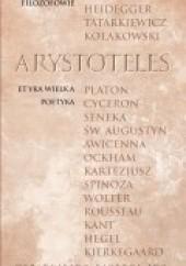 Okładka książki Etyka wielka. Poetyka Arystoteles