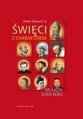 Okładka książki Święci z charakterem Marek Wójtowicz SJ