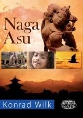Okładka książki Naga Asu Konrad Wilk