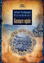 Okładka książki Gasnące ognie Antoni Ferdynand Ossendowski