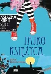 Okładka książki Jajko Księżyca Zofia Beszczyńska