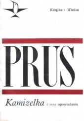 Okładka książki Kamizelka i inne opowiadania Bolesław Prus